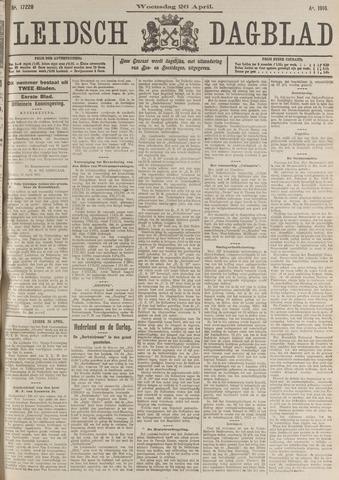 Leidsch Dagblad 1916-04-26