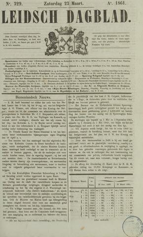 Leidsch Dagblad 1861-03-23