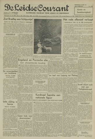 Leidse Courant 1951-05-23