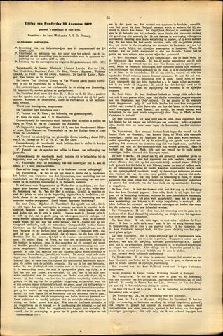 Handelingen van de Raad 1877-08-23