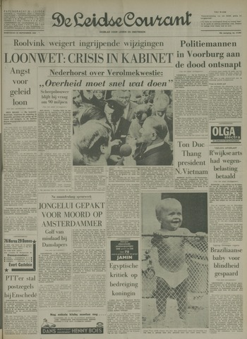 Leidse Courant 1969-09-24