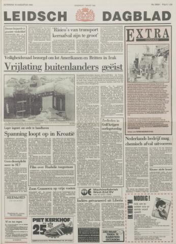 Leidsch Dagblad 1990-08-18