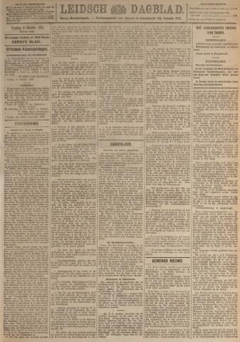 Leidsch Dagblad 1921-10-04