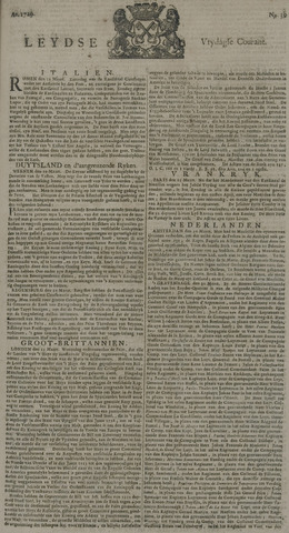 Leydse Courant 1729-04-01