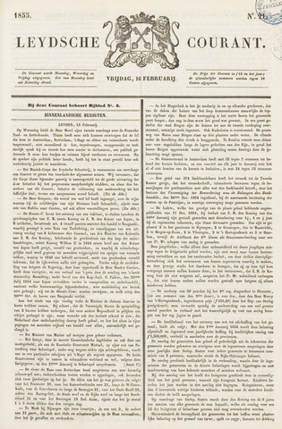 Leydse Courant 1855-02-16