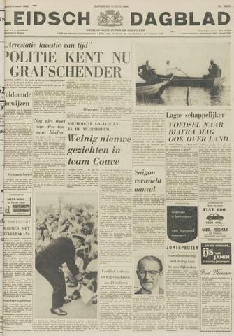 Leidsch Dagblad 1968-07-13