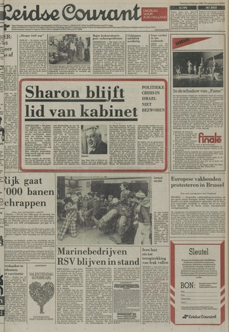 Leidse Courant 1983-02-12