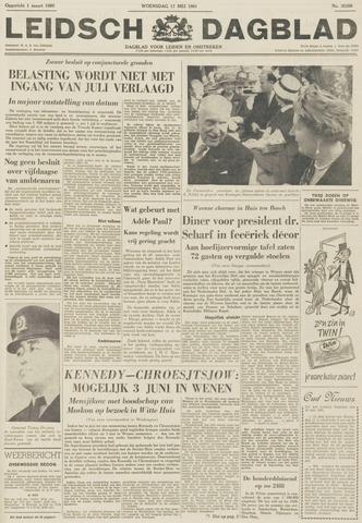 Leidsch Dagblad 1961-05-17