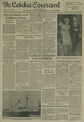 Leidse Courant 1963-08-19