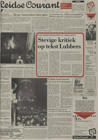 Leidse Courant 1989-10-17