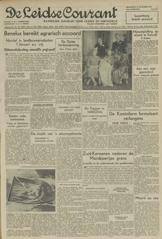 Leidse Courant 1950-10-23