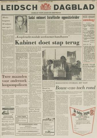 Leidsch Dagblad 1978-02-11