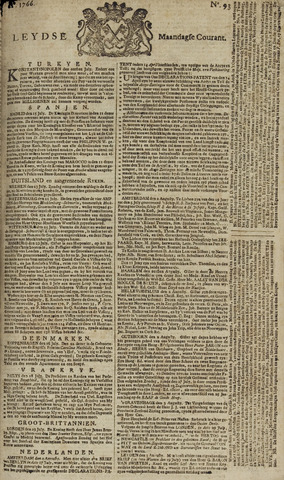 Leydse Courant 1766-08-04