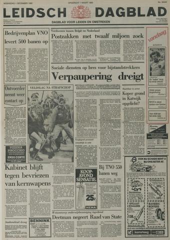 Leidsch Dagblad 1982-12-01