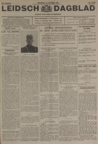 Leidsch Dagblad 1935-10-14