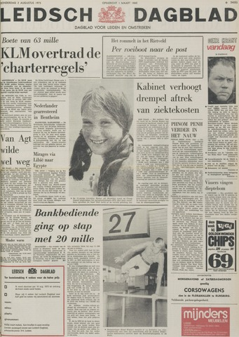 Leidsch Dagblad 1973-08-02