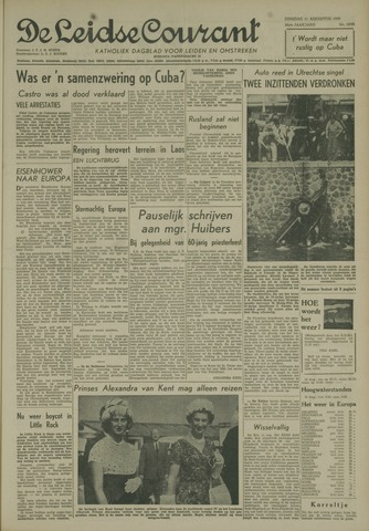 Leidse Courant 1959-08-11
