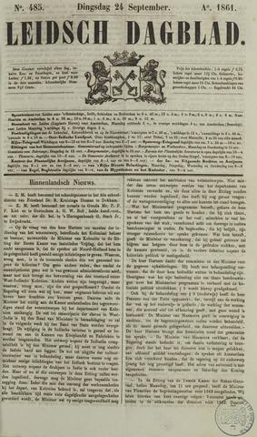 Leidsch Dagblad 1861-09-24