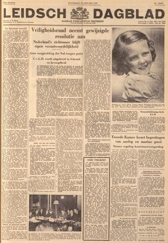 Leidsch Dagblad 1949-01-29