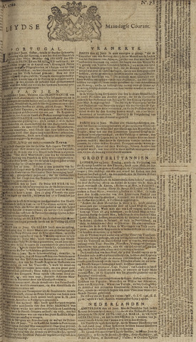 Leydse Courant 1760-06-30