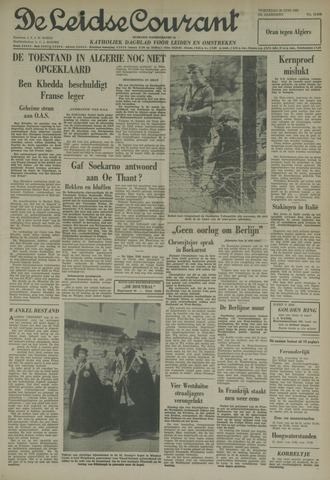 Leidse Courant 1962-06-20