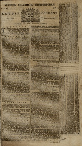 Leydse Courant 1796-01-22