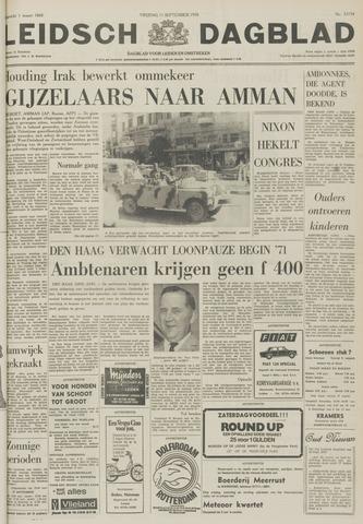 Leidsch Dagblad 1970-09-11