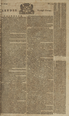 Leydse Courant 1754-10-04
