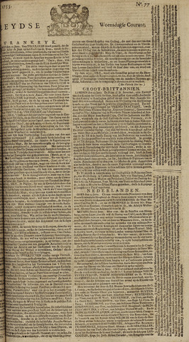 Leydse Courant 1753-06-27