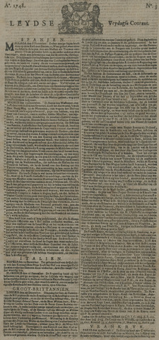 Leydse Courant 1748-01-05