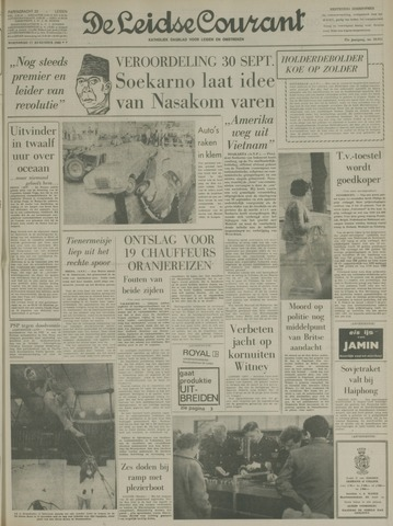Leidse Courant 1966-08-17