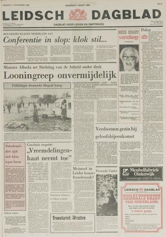 Leidsch Dagblad 1980-11-11