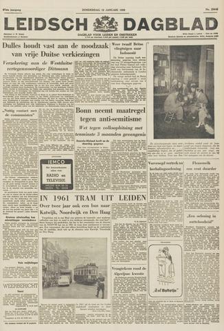 Leidsch Dagblad 1959-01-15