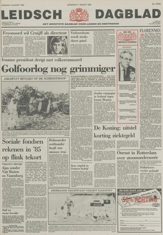 Leidsch Dagblad 1985-03-19