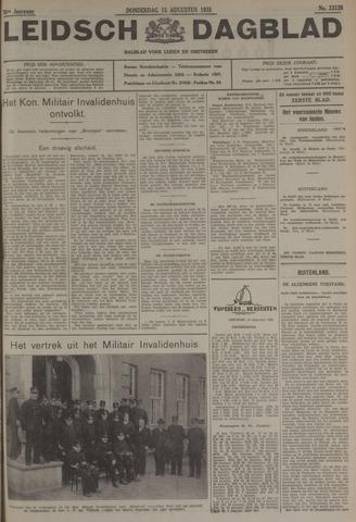 Leidsch Dagblad 1935-08-15