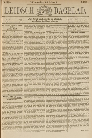 Leidsch Dagblad 1893-03-29