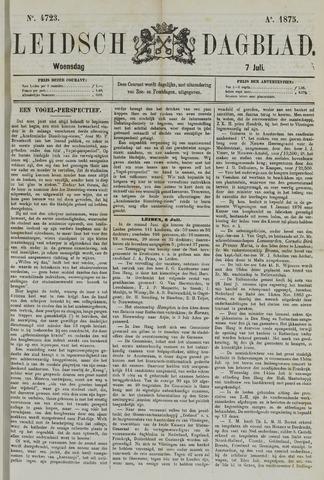 Leidsch Dagblad 1875-07-07