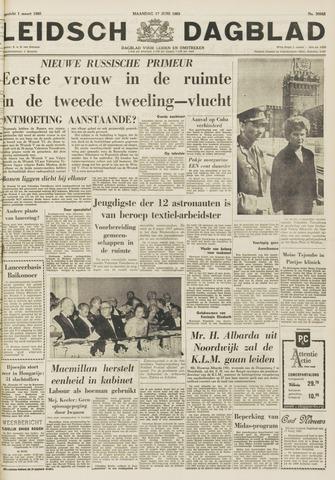 Leidsch Dagblad 1963-06-17