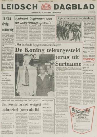 Leidsch Dagblad 1980-07-04
