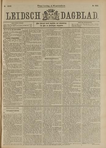 Leidsch Dagblad 1902-09-04