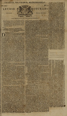 Leydse Courant 1795-03-27