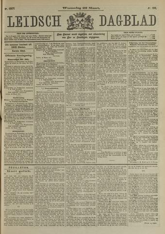 Leidsch Dagblad 1911-03-22
