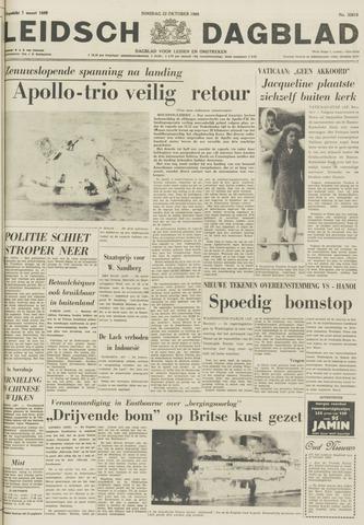 Leidsch Dagblad 1968-10-22