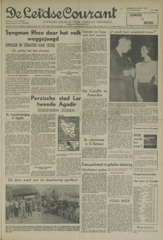 Leidse Courant 1960-04-26