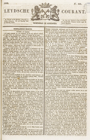 Leydse Courant 1860-08-22