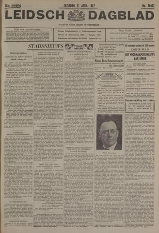 Leidsch Dagblad 1937-04-17