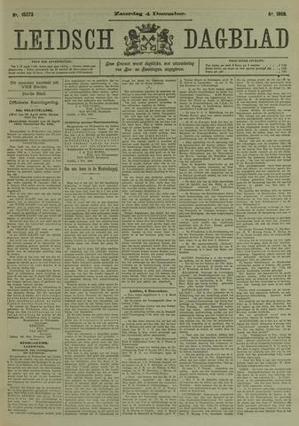 Leidsch Dagblad 1909-12-04