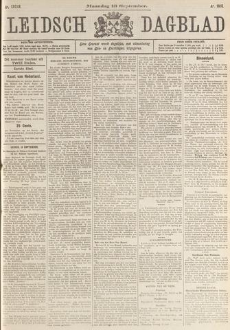 Leidsch Dagblad 1915-09-13