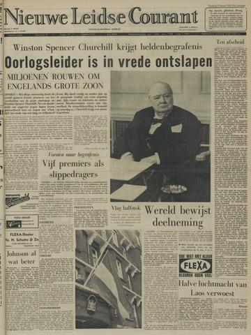 Nieuwe Leidsche Courant 1965-01-25