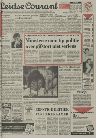 Leidse Courant 1988-03-22